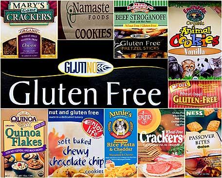 Gluten free foods online
