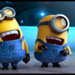 minion laugh
